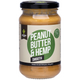 ESSENTIAL HEMP GROUNDED Natural Nut Butter Peanut Butter & Hemp Smooth - 250g