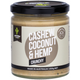 ESSENTIAL HEMP GROUNDED Natural Nut Butter Cashew Coconut & Hemp Crunchy - 250g
