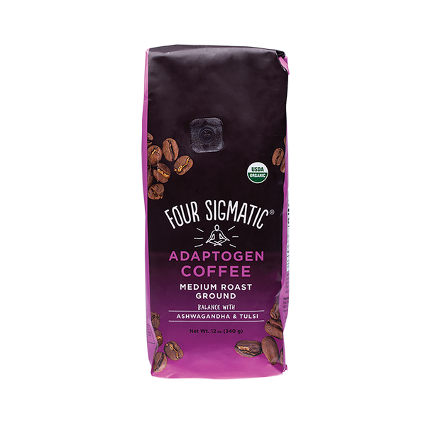 FOUR SIGMATIC | ADAPTOGEN GROUND COFFEE