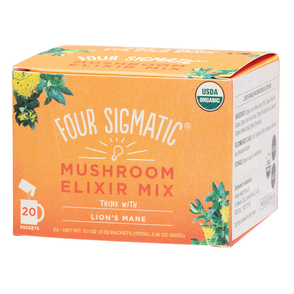 FOUR SIGMATIC | LION'S MANE ELIXIR