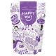 HAPPY WAY Pea Protein Powder Peanut Butter - 500g
