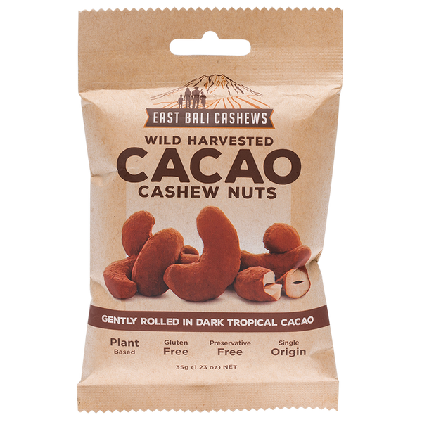 CACAO CASHEW NUTS