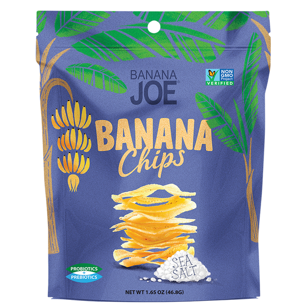 Banana Joes | Sea Salt