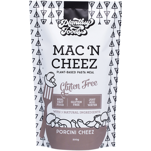 PLANTASY FOODS Mac n Cheez - Porcini Cheez - 200g