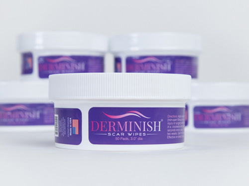 Derminish Scar Wipes