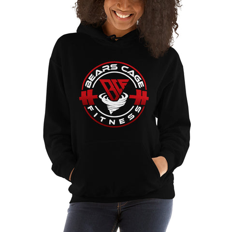 Women's Dark Color Hoodie