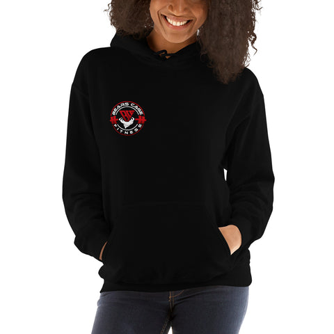 Women's Dark Color Hoodie (Small Logo)