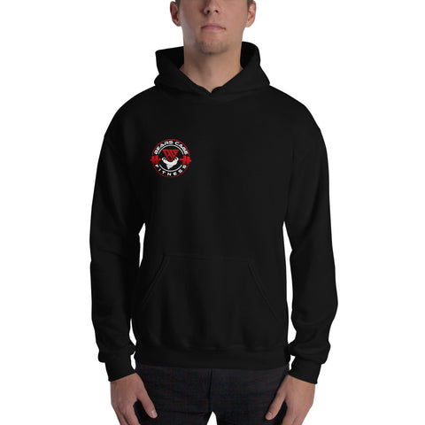 Men's Dark Color Hoodie (Small Logo)