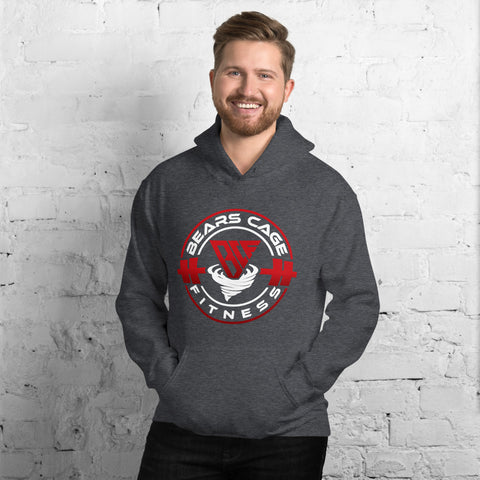 Men's Dark Color Hoodie