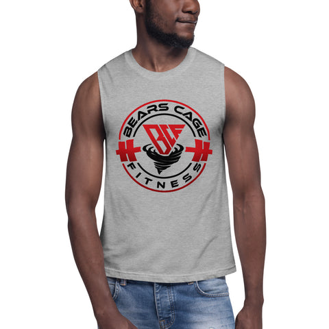 Men's Light Color Muscle Shirt