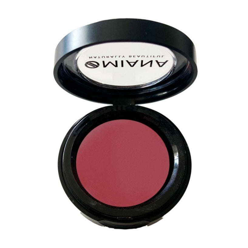 Omiana Pure Mineral Blush & Lip Butter Berry Bliss