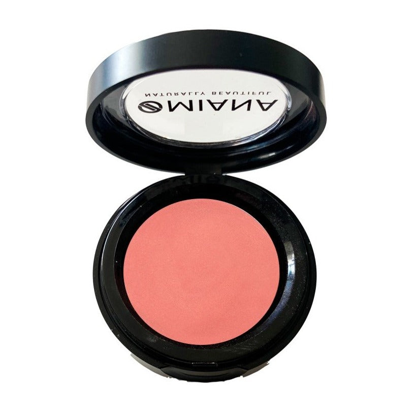 Omiana Pure Mineral Blush & Lip Butter Pink Coral