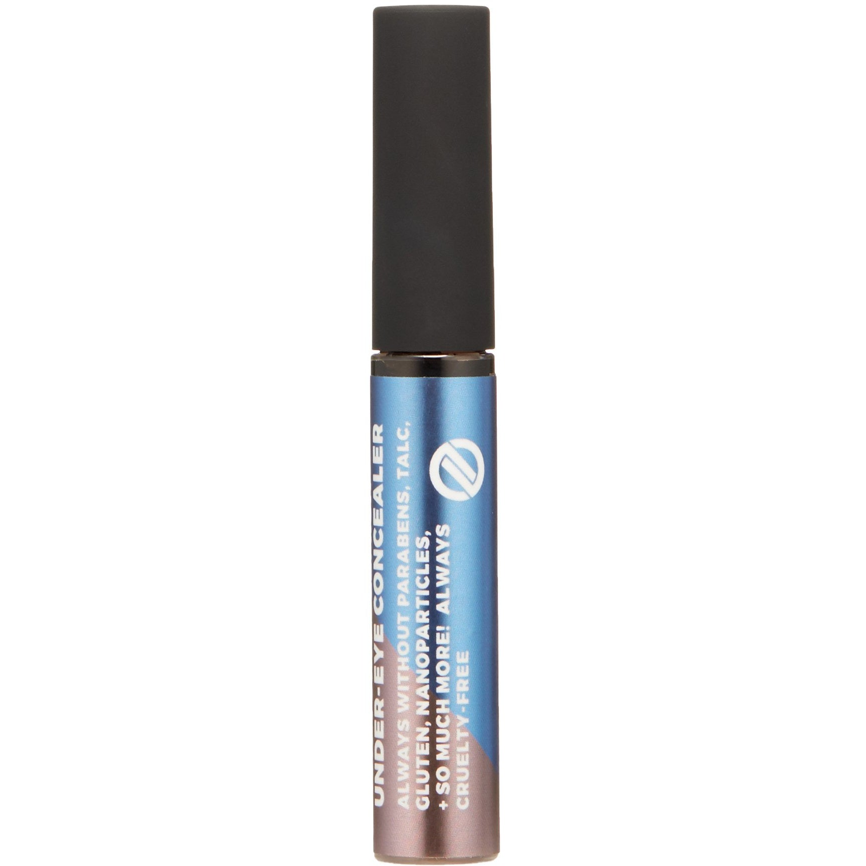 Under-eye concealer with no mica