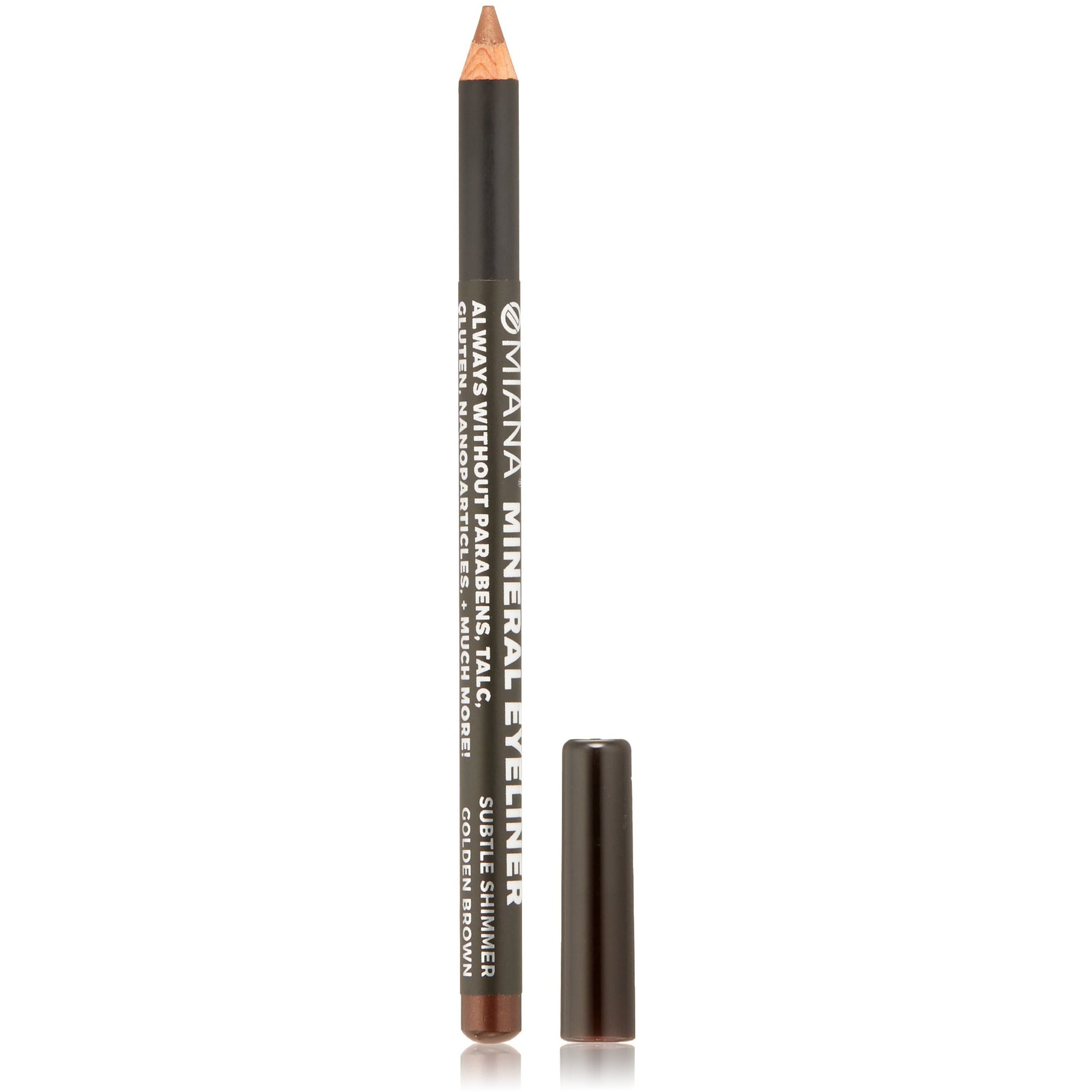 Brown Mineral Eyeliner Pencil