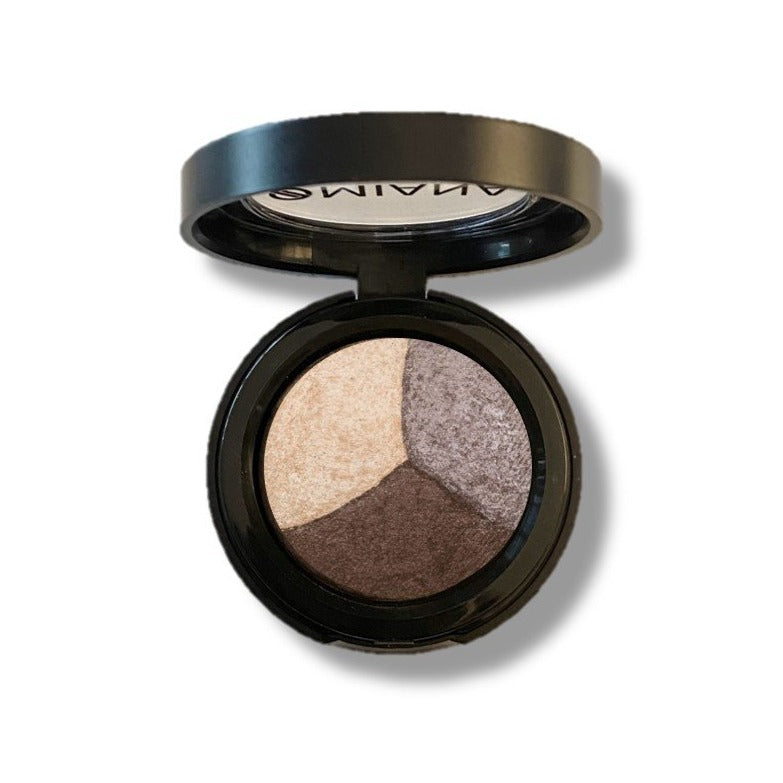 Creamy Baked Mineral Eyeshadow Trios