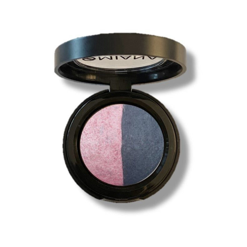 healthy baked mineral eyeshadow