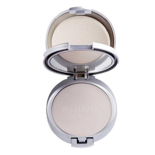 Mattifying Pressed Mineral Foundation