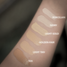Liquid Foundation Mousse swatch on arm