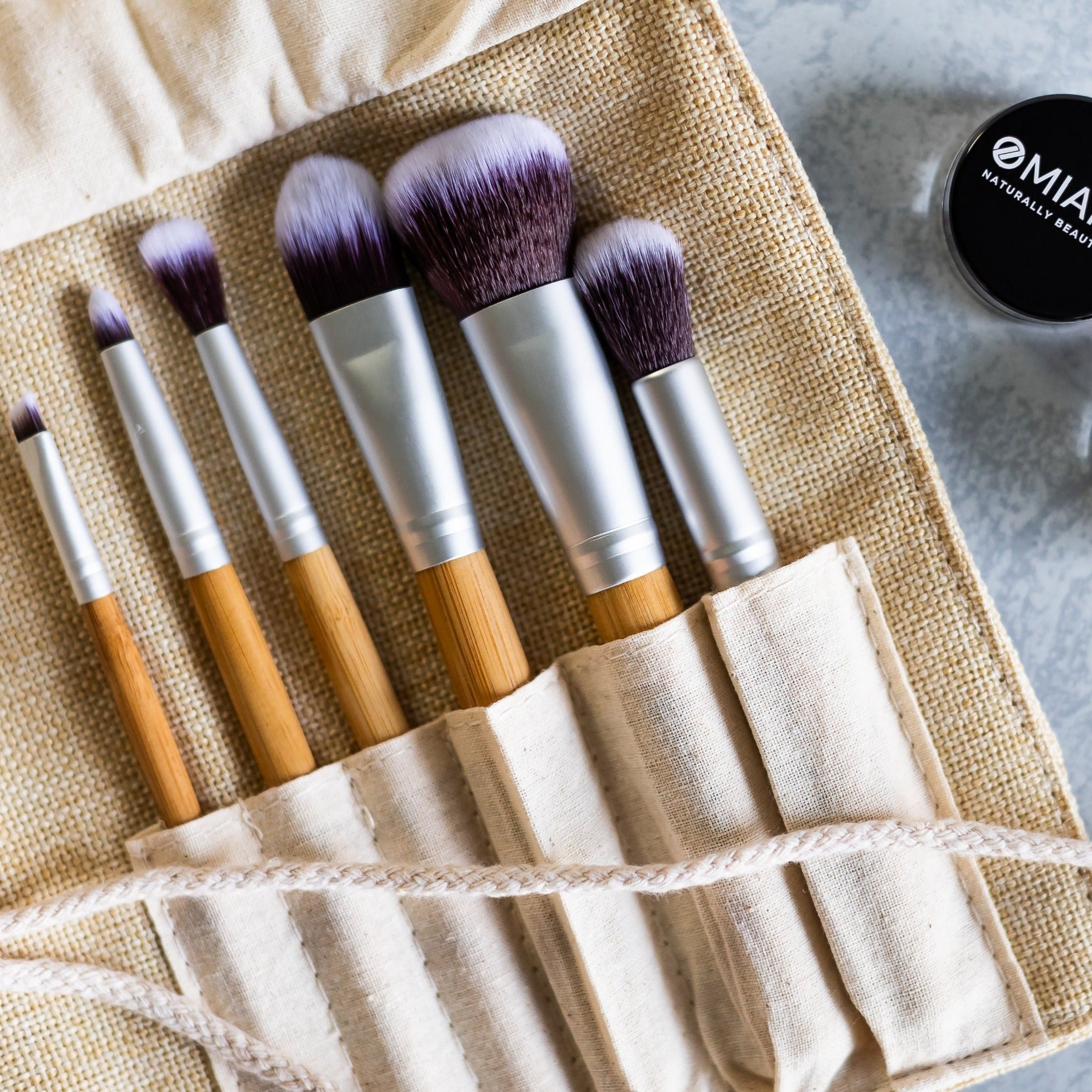Vegan Brushes for Mineral Makeup