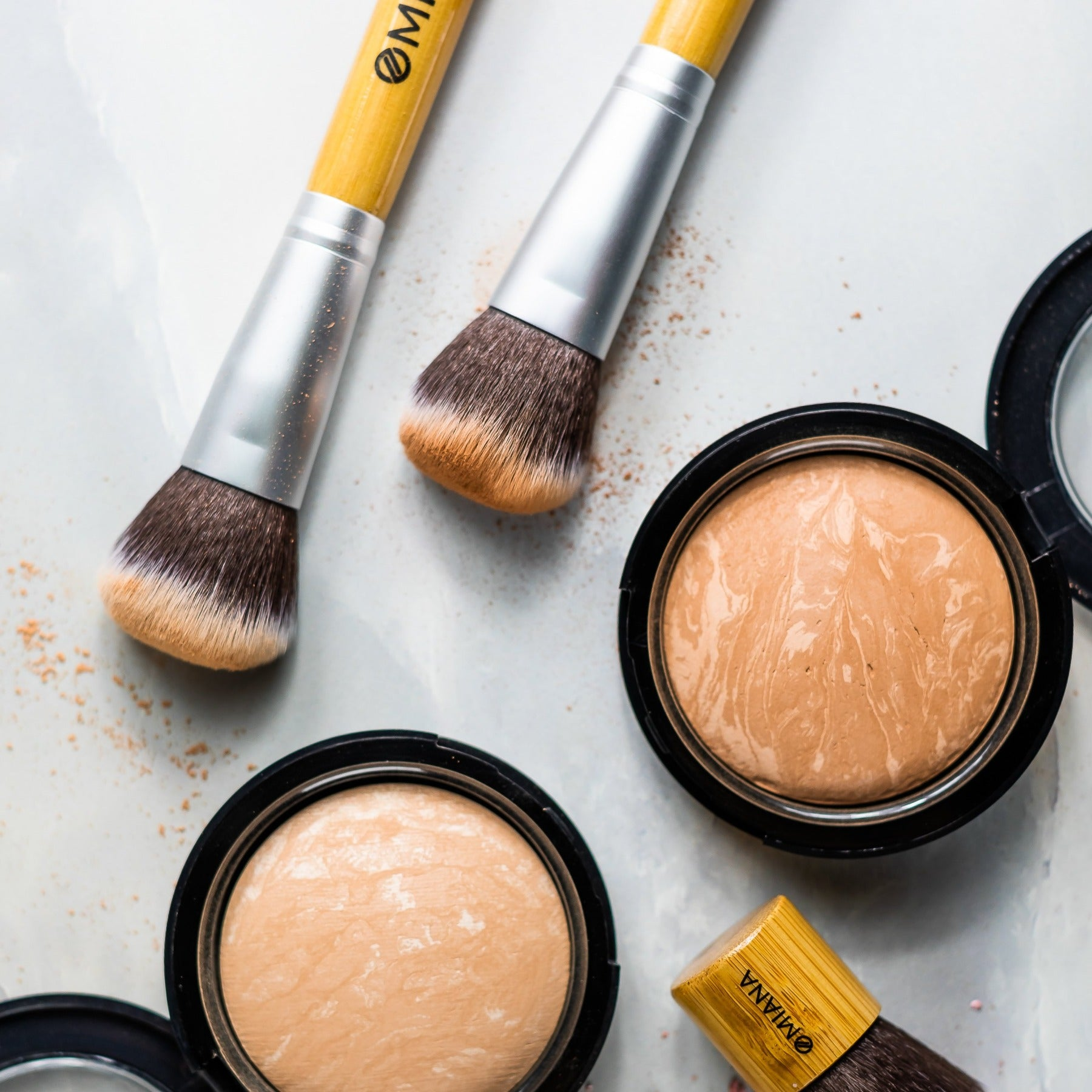 Best makeup Brushes for Mineral Foundation