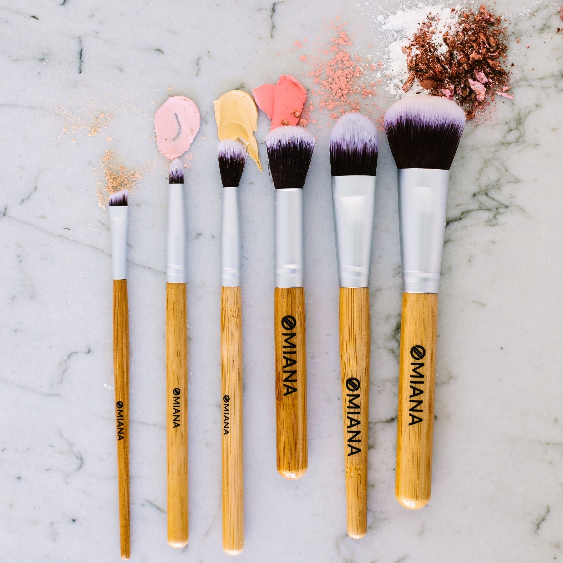 Makeup Brushes for Clean Beauty Products