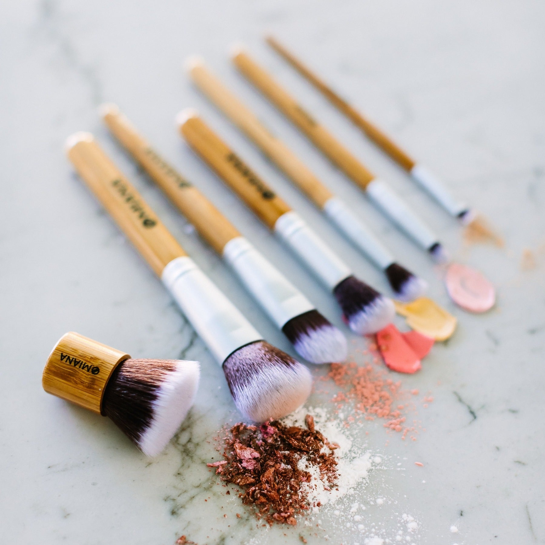 Best Cruelty Free Makeup Brushes for Clean Beauty