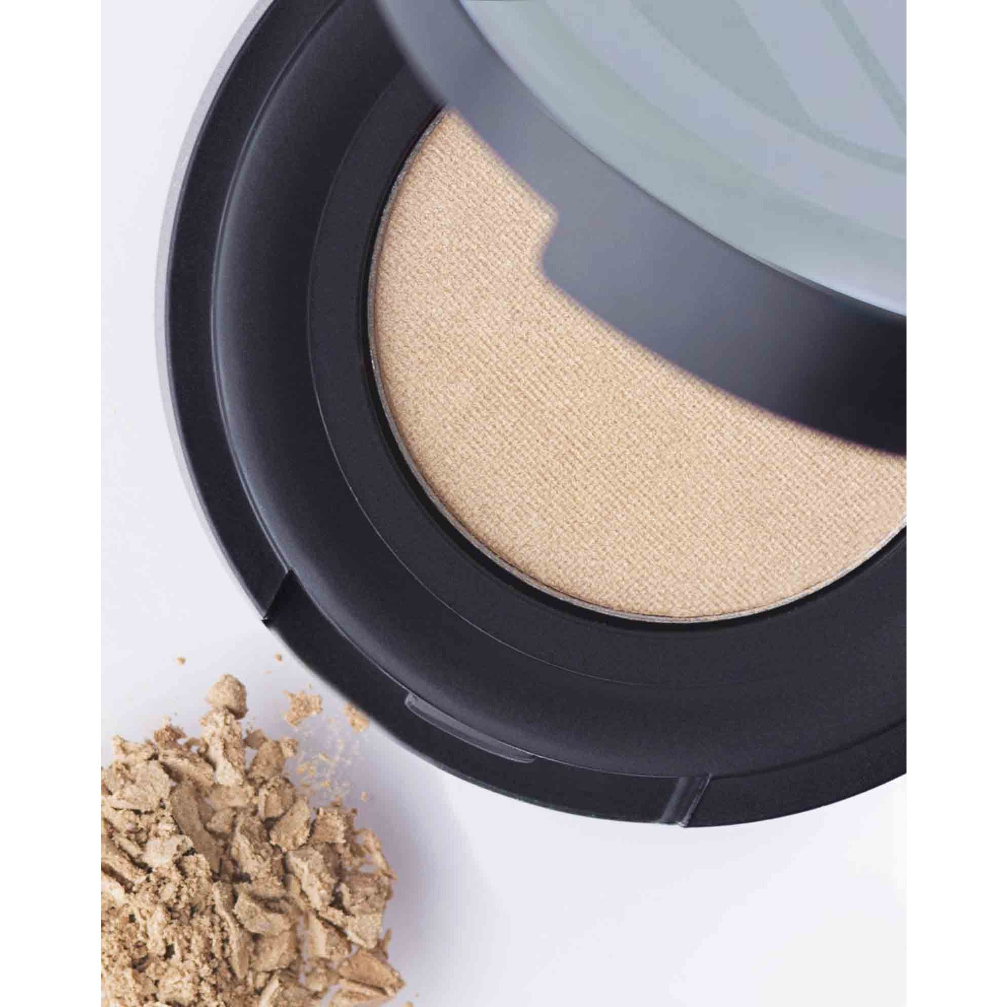 Omiana Pressed Mineral Powder Gold Rush