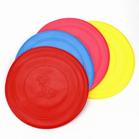 Dog Cat Chew Toy Flying Discs - ourfurryfriendshub