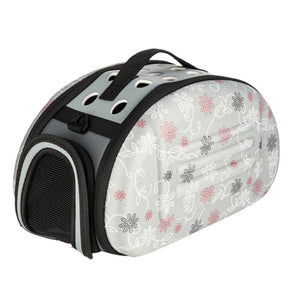 Small Pets Sided Carrier Travel Tote Bag Crates - ourfurryfriendshub