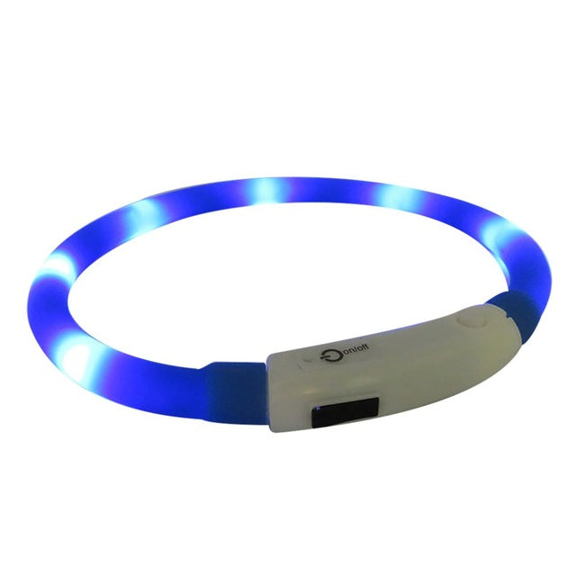 Led Pet Light Collar - ourfurryfriendshub