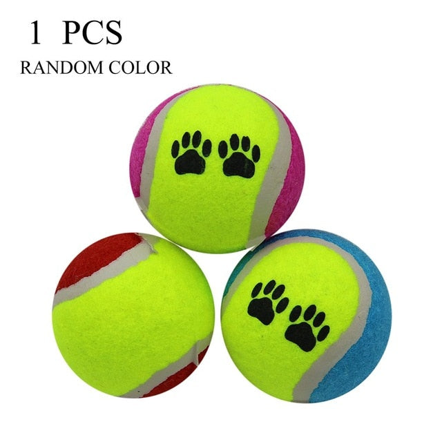 Tennis Ball Pets Chew Toy - ourfurryfriendshub