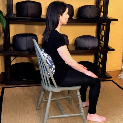 How to use a Runa to Sit Straight Comfortably