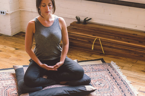 How To Choose The Perfect Meditation Cushion For Your Body