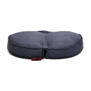 Runa Posture Cushion - Blue Smoke Organic