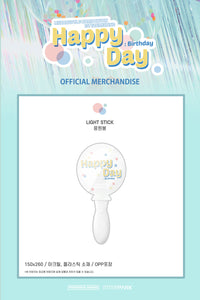H&D Lee Hangyul & Nam Dohyun Official 1st Fanmeeting Happy Day Birthday Lightstick