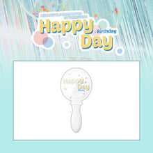 Load image into Gallery viewer, H&D Lee Hangyul & Nam Dohyun Official 1st Fanmeeting Happy Day Birthday Lightstick