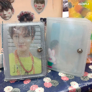 (Free Photocard 4ea) Jelly Photocard Album Wallet
