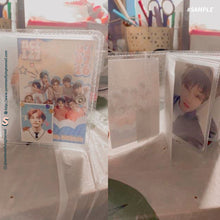 Load image into Gallery viewer, (Free Photocard 4ea) Jelly Photocard Album Wallet