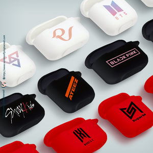 Custom Kpop Logo AirPods 1 AirPods 2 AirPods Pro Case