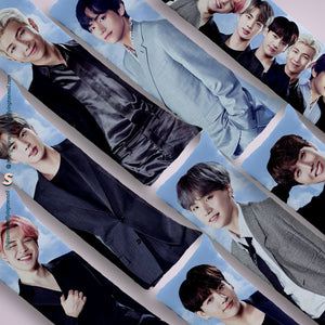 BTS/Bangtan Boys 18x50 inches Body Pillow Case (Pillow is not included)