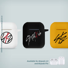 Load image into Gallery viewer, Stray Kids Logo Kpop AirPods 1 AirPods 2 AirPods Pro Case