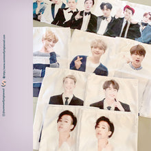 Load image into Gallery viewer, BTS/Bangtan Boys 18x50 inches Body Pillow Case (Pillow is not included)