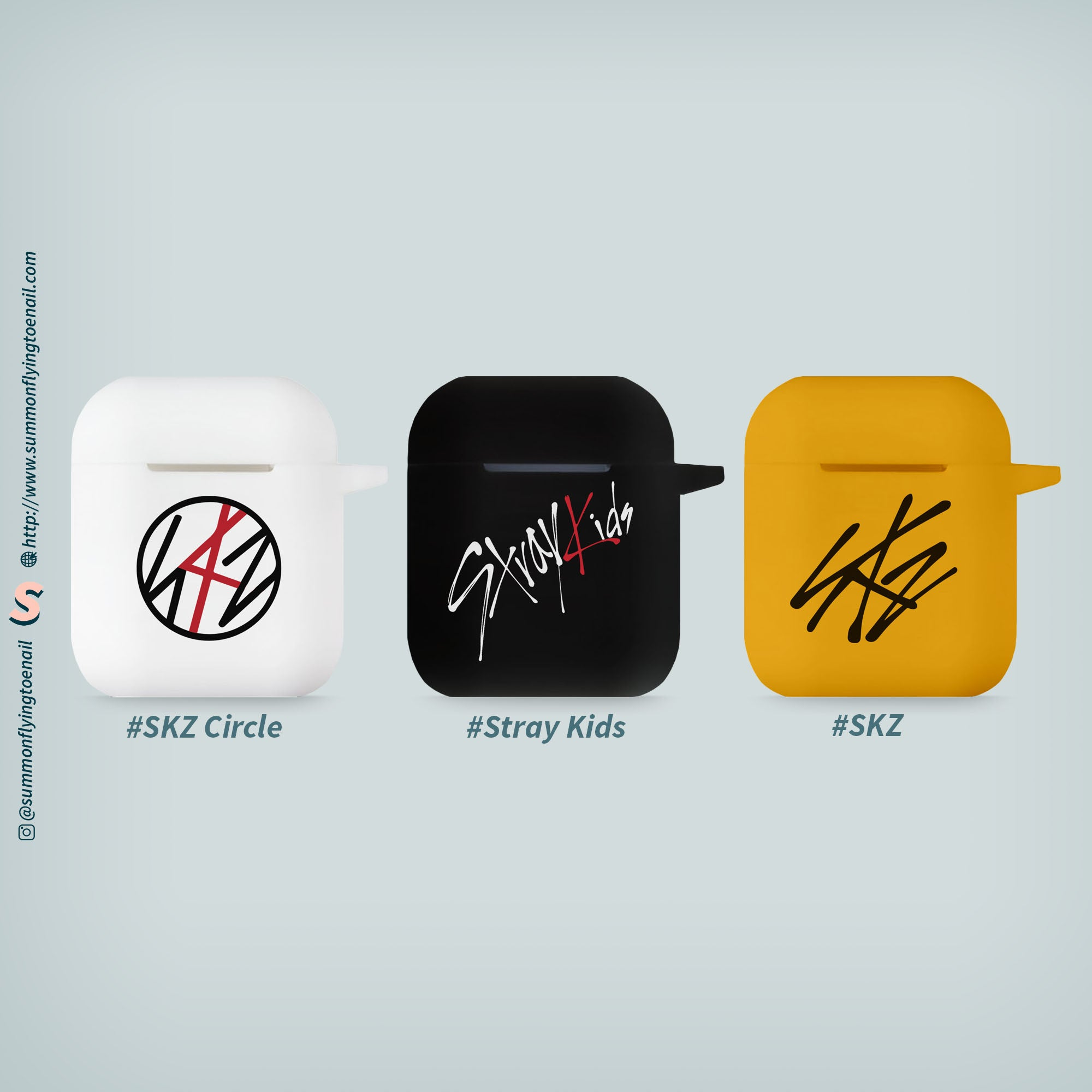 Stray Kids Logo Kpop Airpods 1 Airpods 2 Airpods Pro Case Summonflyingtoenail Stray kids facts stray kids (스트레이 키즈) is a south korean boy group under jyp entertainment. stray kids logo kpop airpods 1 airpods 2 airpods pro case