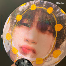 Load image into Gallery viewer, CREATE YOUR OWN Custom Image Picket Hand Fan