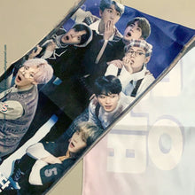 Load image into Gallery viewer, BTS Bangtan Boys 85x20cm Fabric Cheering Slogan