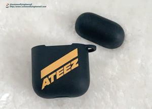 ATEEZ Logo Kpop AirPods 1 AirPods 2  AirPods Pro Case