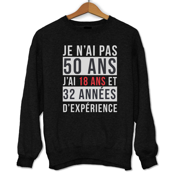 Sweat 50 ans - Planetee