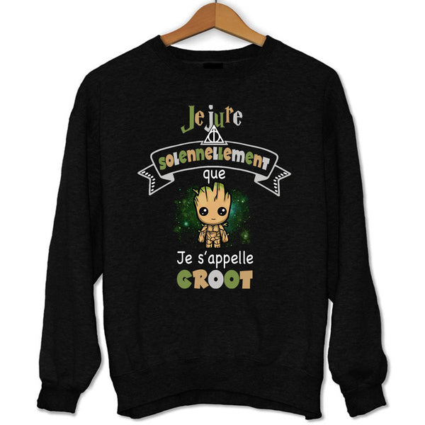Sweat Groot Harry Potter - Planetee