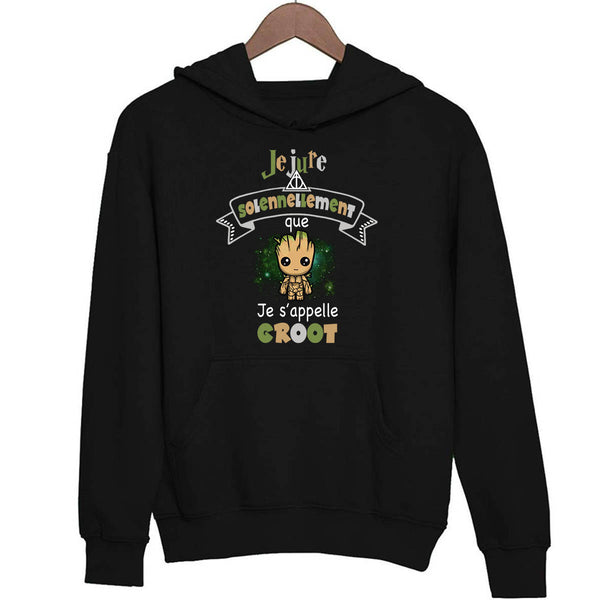 Sweat à capuche Groot Harry Potter - Planetee