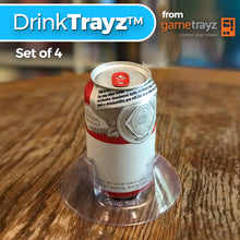 Load image into Gallery viewer, Drink-Trayz™ (Set of 4)